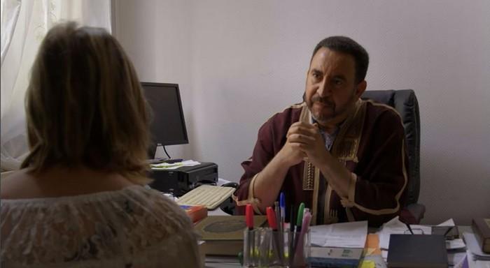 Imam, celui qui est devant : un documentaire portrait de l'imam de la Grande Mosquée de Lyon