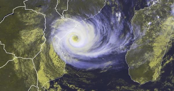 Le Mozambique face à un désastre humanitaire après le passage d'un cyclone