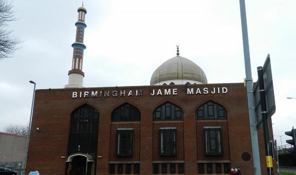 Grande-Bretagne : cinq mosquées de Birmingham vandalisées en une nuit