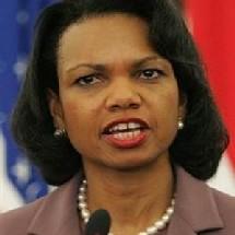 Condoleezza Rice en visite au Liban
