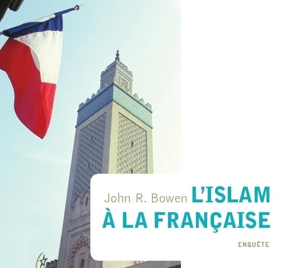 """La couverture du livre """"L'Islam à la française""""."""