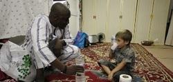 L'imam Mamadou Daffé, élément central de la communauté de Toulouse, est aussi chercheur au CNRS. ©Trouvetamosquée.fr