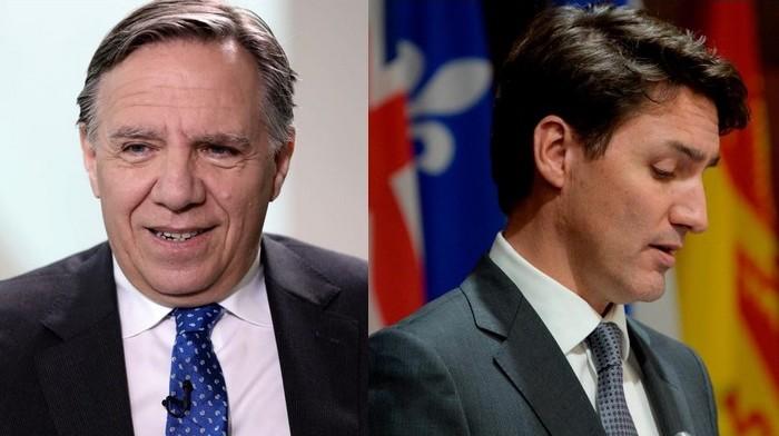 Le Québec en route vers l'interdiction du port des signes religieux, Justin Trudeau monte au créneau