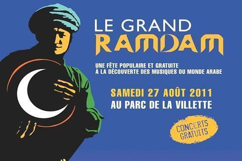 Le Grand Ramdam : une fête de la musique version arabe ?