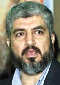 Khaled Mechaal, chef du bureau politique du Hamas