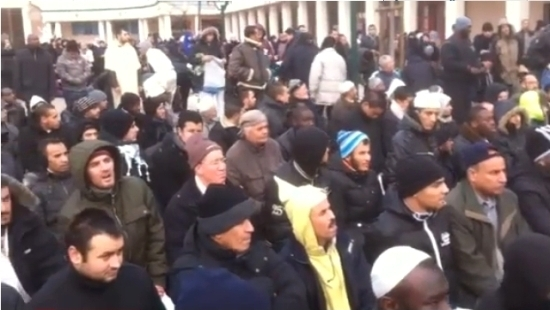 La mosquée d'Epinay à la veille d'une nouvelle fermeture