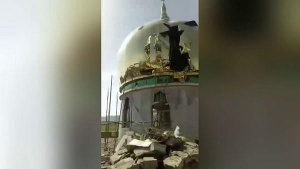 Chine : une mosquée de la province de Gansu détruite par les autorités