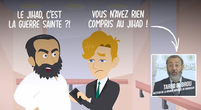 Vidéo – La Casa del Hikma : le jihad, une « guerre sainte » ?