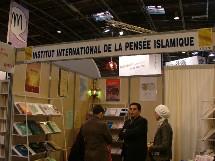 Stand de l'IIIT au salon du livre 2006