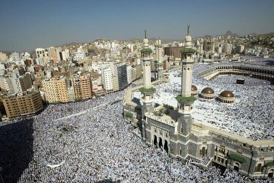 Les pèlerins sont appelés à être plus éco-responsables lors de l'accomplissement du grand pèlerinage (Hajj) à La Mecque, qui revient en novembre 2011.