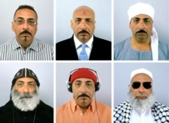 Nabil Boutros expose sa série « Egyptiens » à Lyon du 26 octobre au 3 janvier 2012.