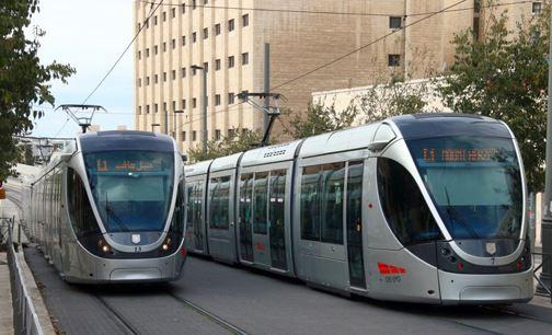 Alstom se retire du projet d'extension du tramway de Jérusalem