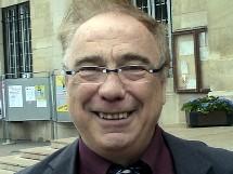 Philippe Borderie, Conseiller municipale UDF de Saint Denis
