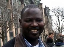Niakté, Malien de 39 ans.