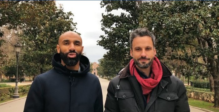 Frédéric Kanouté se mobilise pendant Ramadan pour la première mosquée de Séville (vidéo)