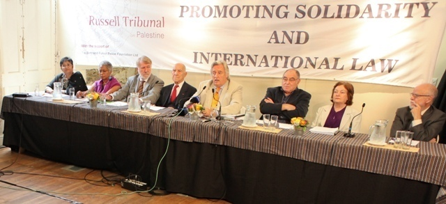 La troisième session du Tribunal Russell pour la Palestine s'est tenue les 5 et 6 novembre en Afrique du Sud.