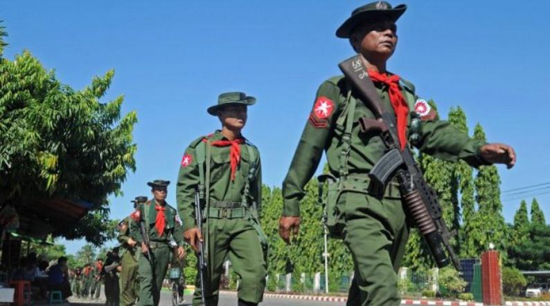 Birmanie : des soldats coupables d'un massacre de Rohingyas libérés