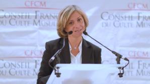 Valérie Pécresse, présidente de la région Île-de-France, à l'iftar du CFCM mardi 28 mai.