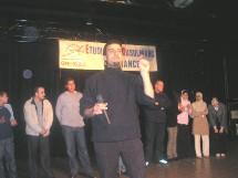 Les militants de l'EMF, au cours d'un congrès grenoblois.