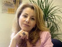 Nora Barsali, présidente du Collectif pour l'égalité des chances