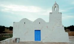 Mosquée ibadite de Djerba. © Axel Derriks
