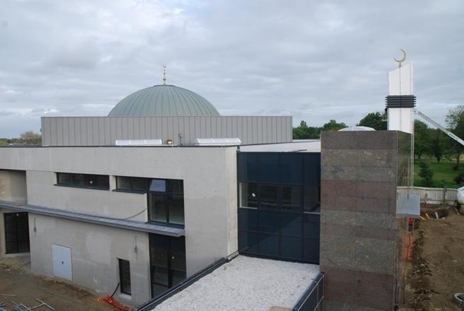 La mosquée Assalam, à Nantes.