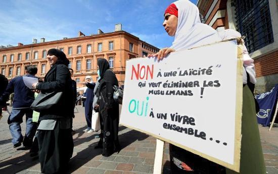 Rétrospective 2011 : la tempête laïcité a balayé les musulmans de France