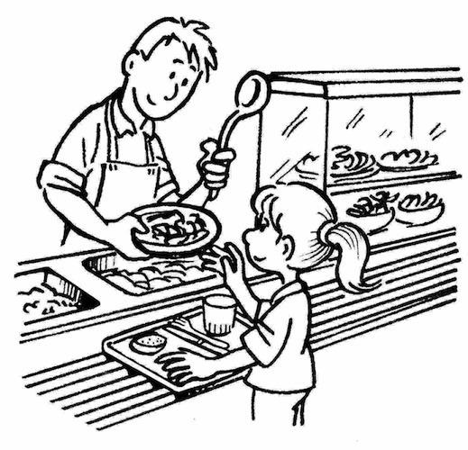 Laïcité : à la cantine, des menus «sans viande» pour plaire à tous