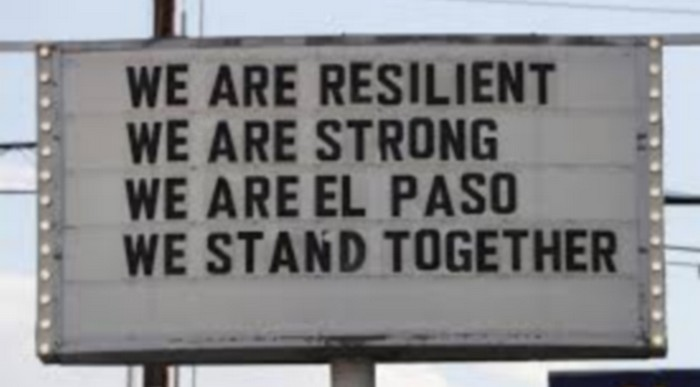 Après l'attaque terroriste à El Paso, Donald Trump sous le feu des critiques