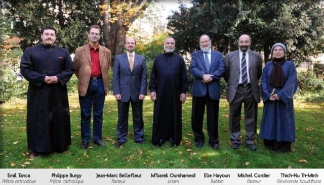 Mulhouse : un calendrier interreligieux pour 2012