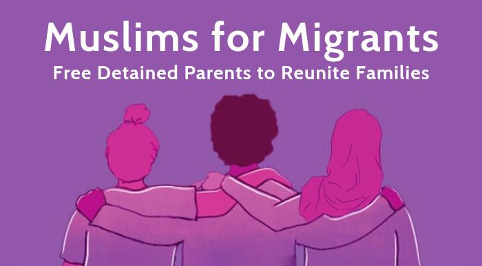 États-Unis : la campagne Muslims for migrants lancée pour libérer des parents migrants en détention