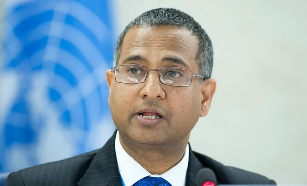 Ahmed Shaheed, rapporteur spécial des Nations unies sur la liberté de religion ou de conviction. © ONU