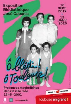 « Ô Blédi ! Ô Toulouse ! », l'exposition qui valorise l'histoire des présences maghrébines dans la ville rose