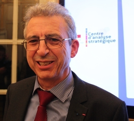 Le sociologue Jean Baubérot.