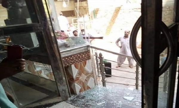 Pakistan : des poursuites engagées pour blasphème après le saccage d'un temple hindou