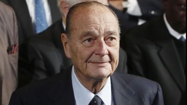 La France perd Jacques Chirac, mort à l'âge de 86 ans