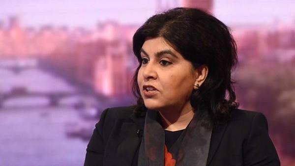 Islamophobie : Sayeeda Warsi exprime sa « honte » du Parti conservateur qu'elle a dirigé
