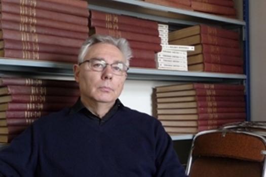 Le père Bernard Janicot.