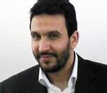 Mourad Zerfaoui, tête de la liste indépendante