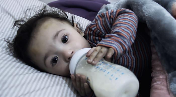 « Pour Sama, Journal d'une mère syrienne » © Damien Bertic / KMBO