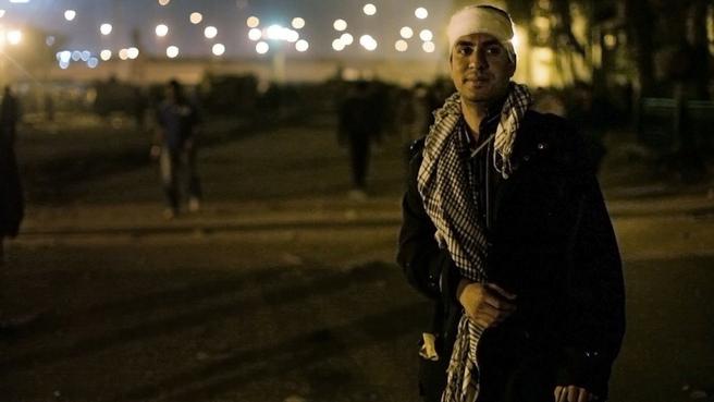 « Tahrir - Place de la libération », film documentaire de Stefano Savona.