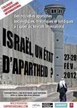 L'affiche du colloque sans les logos de Paris 8