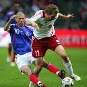 Originaire d'Algérie, Zidane jouera son dernier mondial sans son public maghrébin