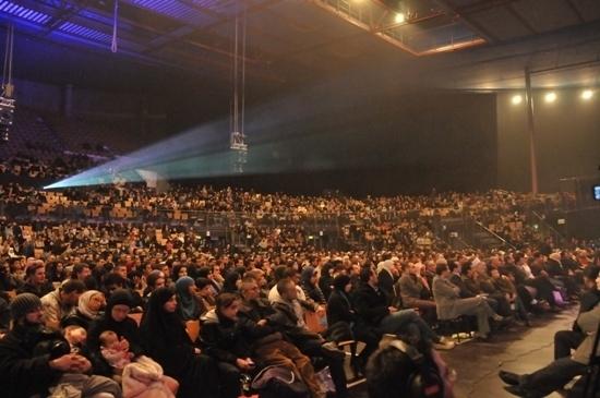 Le  Rassemblement annuel des musulmans du Nord (RAMN) avait réuni l'an dernier près de 5 000 personnes en 2011 à Lille.