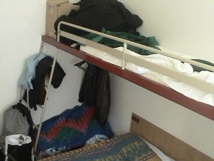 La chambre d'Ignace.