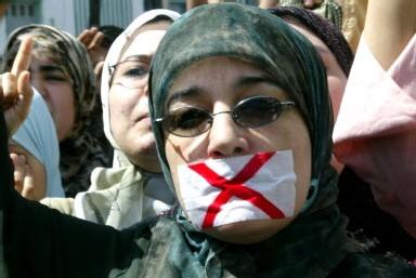 Nadia Yassine est la fille du fondateur de l' 'Adl wal Ihsane