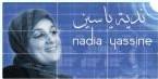 Nadia Yassine est à Paris