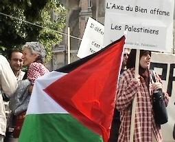 La Palestine mobilise