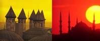 A la fois musulmans et Européens à Istanbul