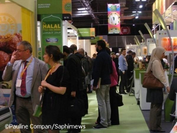 Paris Halal Expo 2012.